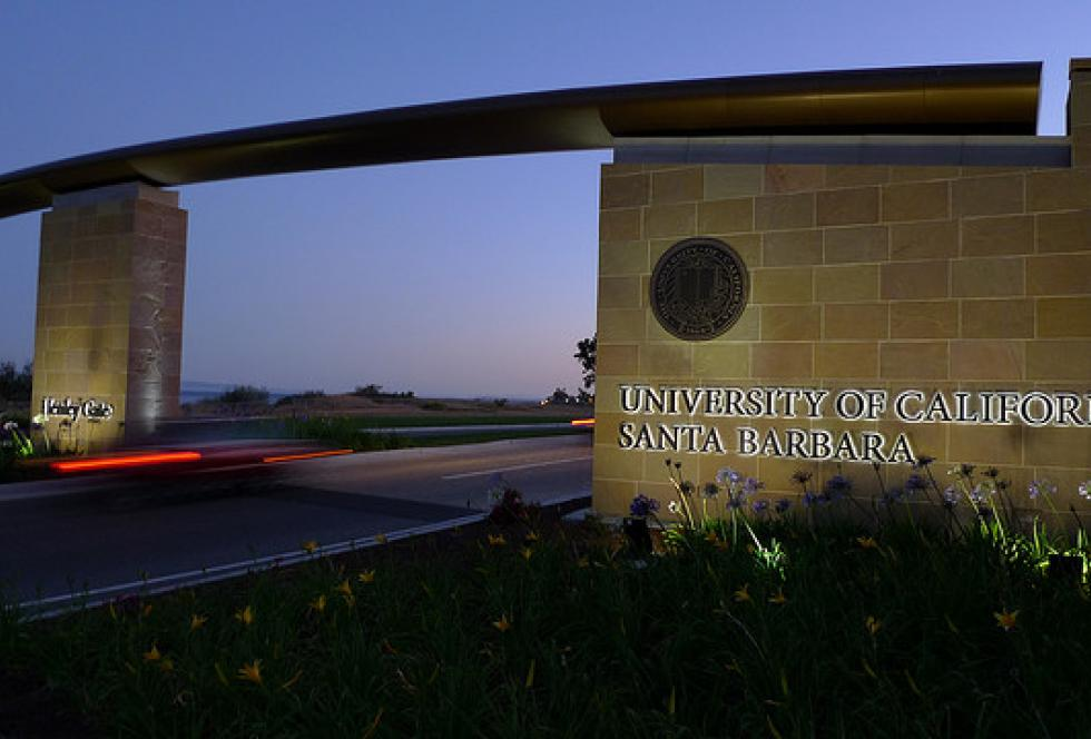 University of California, Santa Barbara has been designated a Hispanic-serving institution. Source: Flickr/ Ryosuke Yagi (CC BY 2.0)